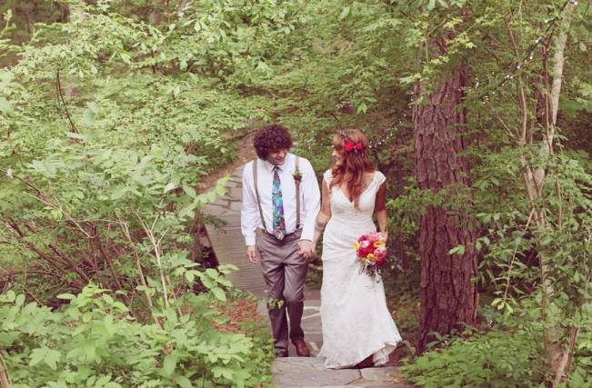 Vintage-Inspired Rustic Cape Cod Wedding {Dreamlove Photography} 17