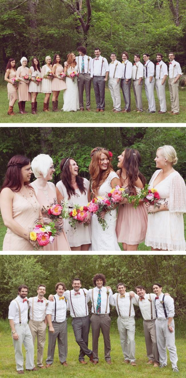 Vintage-Inspired Rustic Cape Cod Wedding {Dreamlove Photography} 19