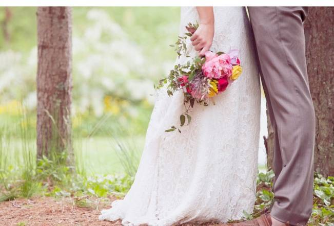 Vintage-Inspired Rustic Cape Cod Wedding {Dreamlove Photography} 20