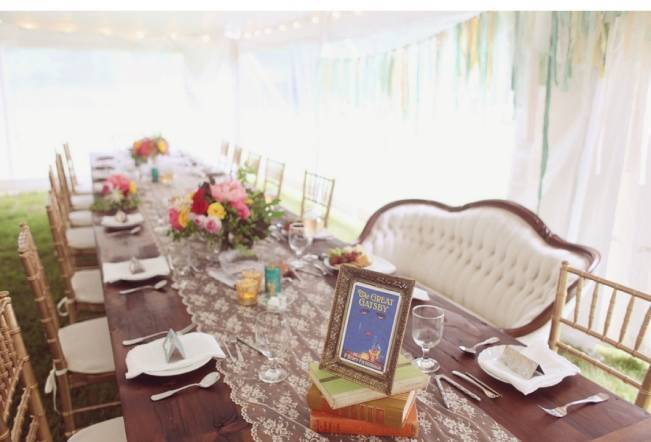 Vintage-Inspired Rustic Cape Cod Wedding {Dreamlove Photography} 23_