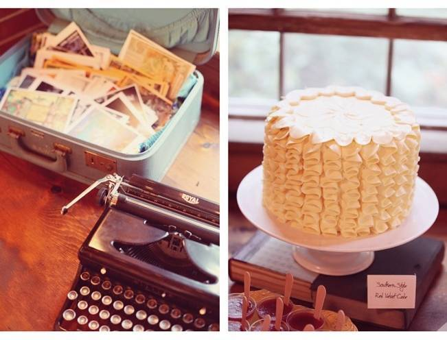 Vintage-Inspired Rustic Cape Cod Wedding {Dreamlove Photography} 34