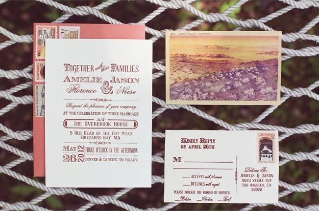 Vintage-Inspired Rustic Cape Cod Wedding {Dreamlove Photography} 7
