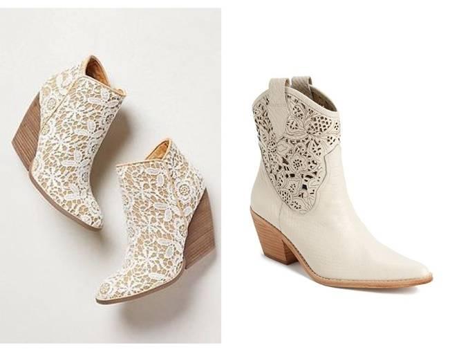 Winter Wedding Footwear Ideas 2