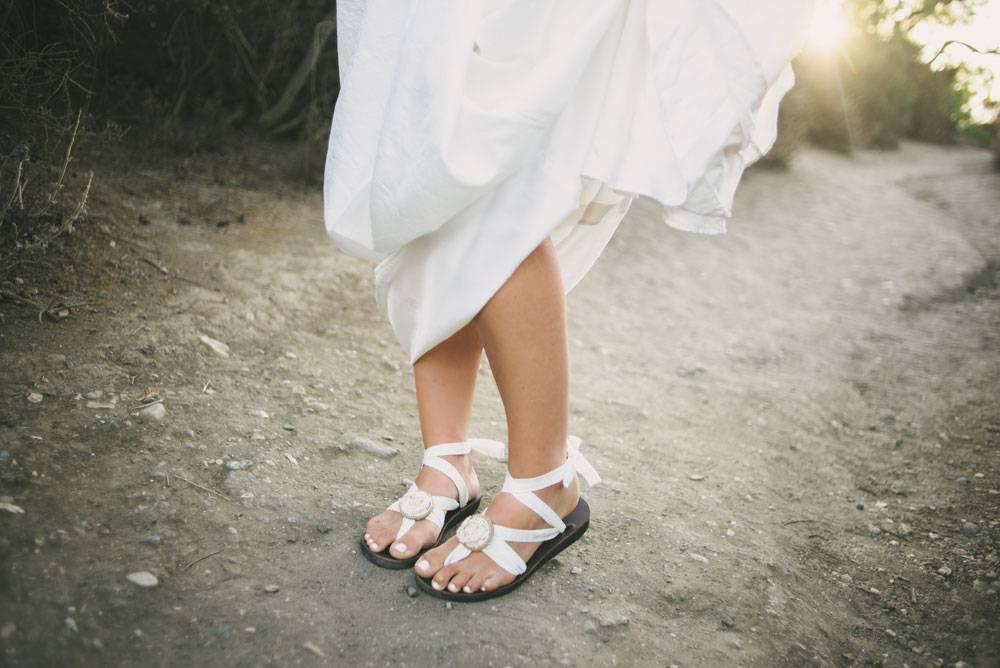 Sseko wedding sandals