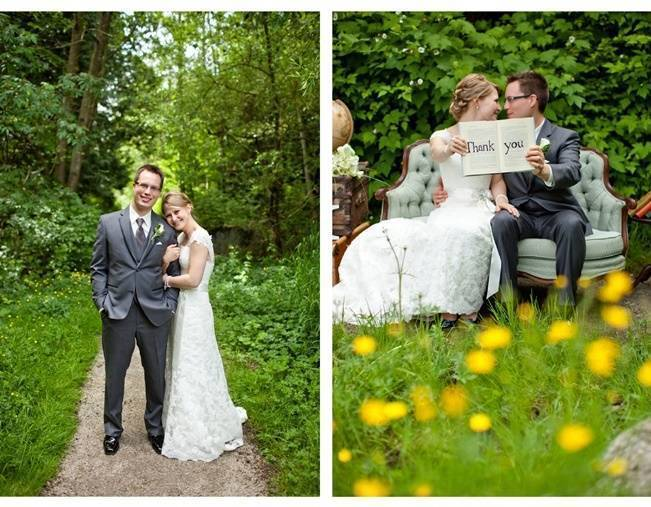 Book Themed British Columbia Wedding {Vanessa Voth Photography} 16