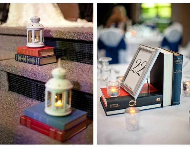 Book Themed British Columbia Wedding {Vanessa Voth Photography} 19