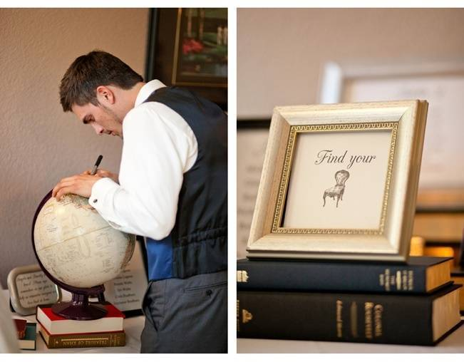 Book Themed British Columbia Wedding {Vanessa Voth Photography} 21
