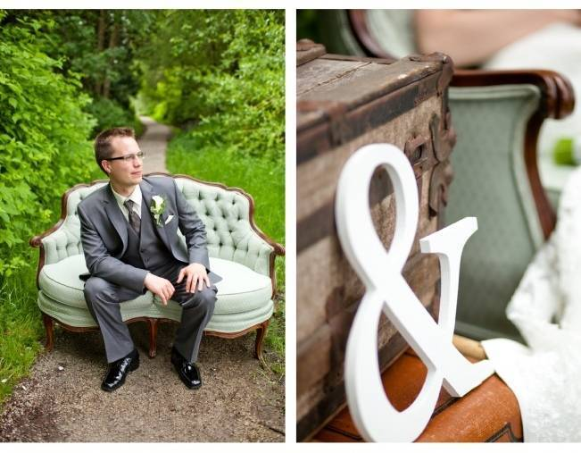 Book Themed British Columbia Wedding {Vanessa Voth Photography} 6
