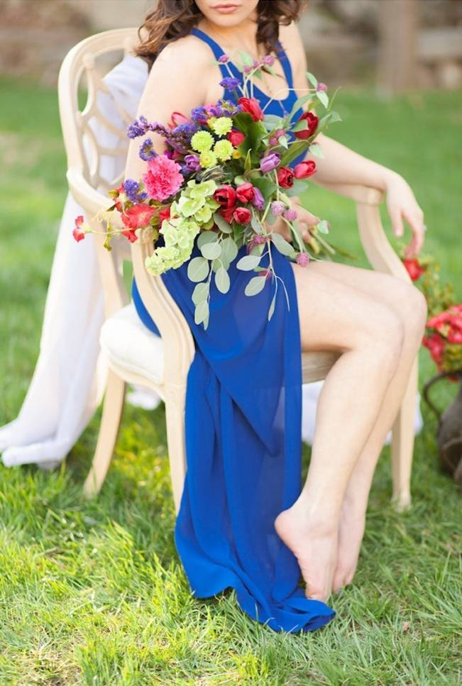 Bright + Bold Spring Floral Inspiration {Holeigh V Photography} 3
