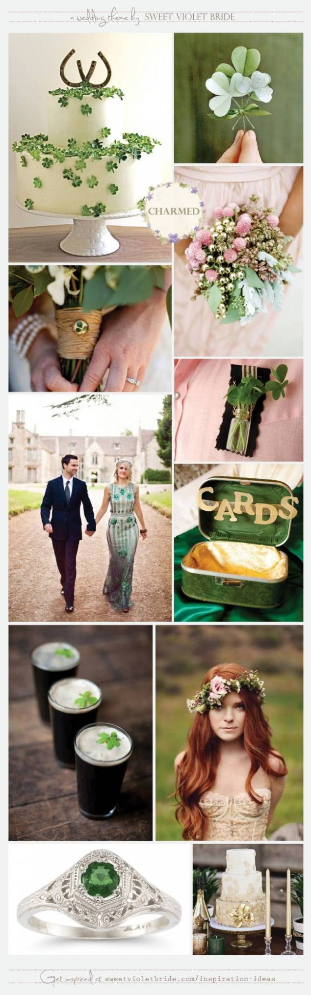 Wedding Inspiration Board #20: Charmed
