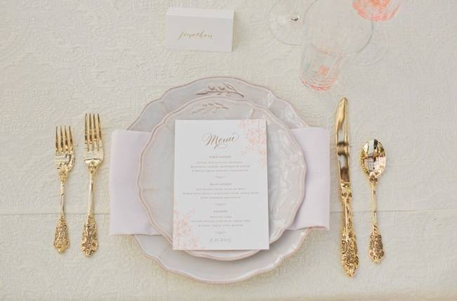 Peach + Coral Shoot at Holman Ranch {Carlie Statsky Photography} 13