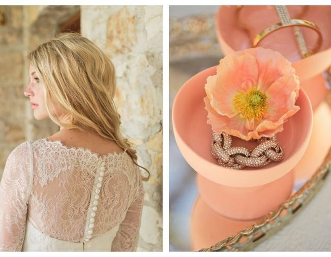 Peach + Coral Shoot at Holman Ranch {Carlie Statsky Photography} 4