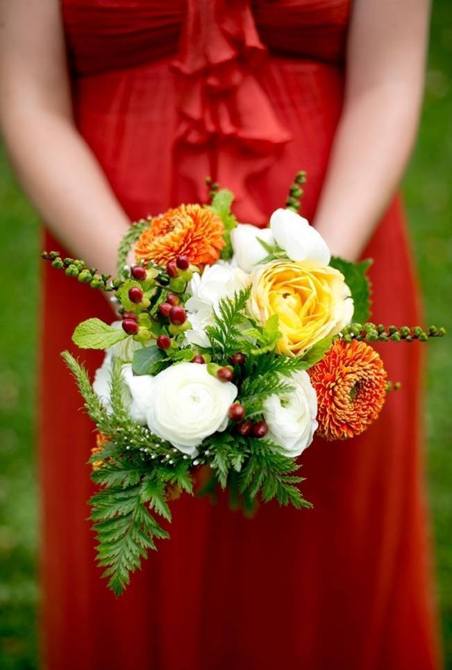 Red Rustic Wedding in Vermont {Ampersand Wedding Photography} 1