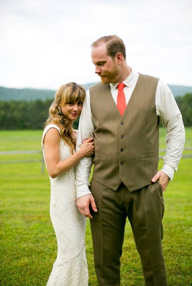 Red Rustic Wedding in Vermont {Ampersand Wedding Photography} 19