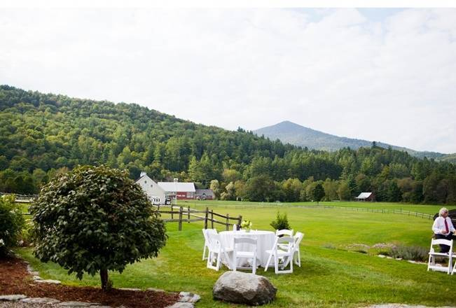 Red Rustic Wedding in Vermont {Ampersand Wedding Photography} 21