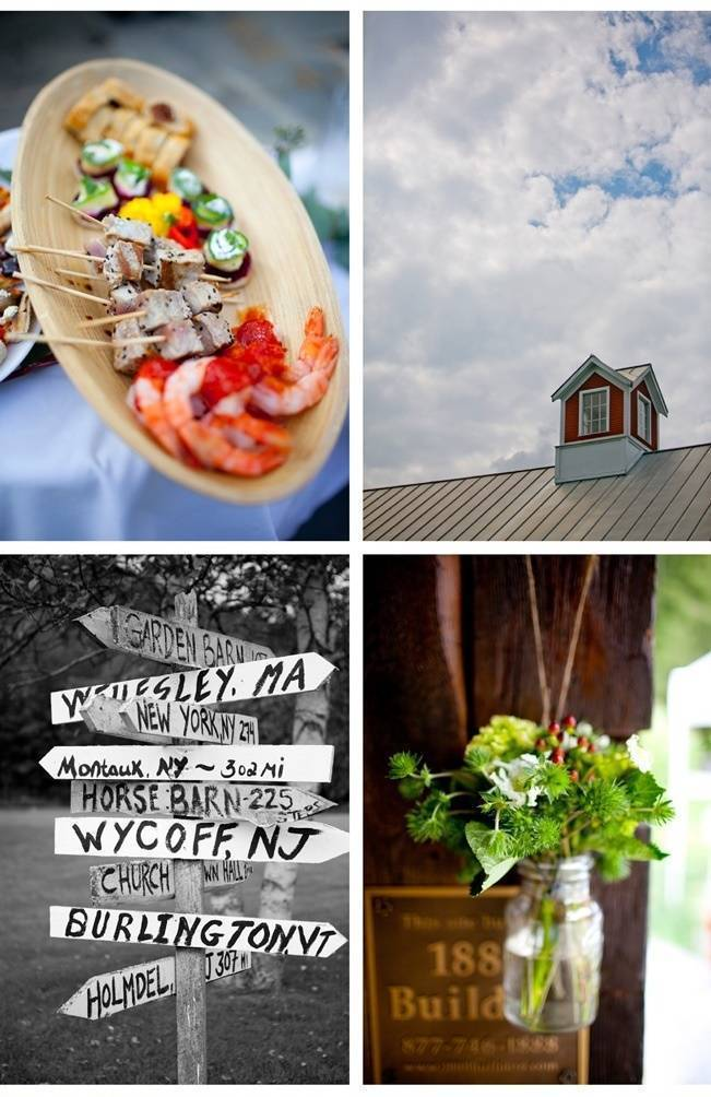 Red Rustic Wedding in Vermont {Ampersand Wedding Photography} 22