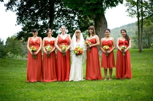 Red Rustic Wedding in Vermont {Ampersand Wedding Photography} 8