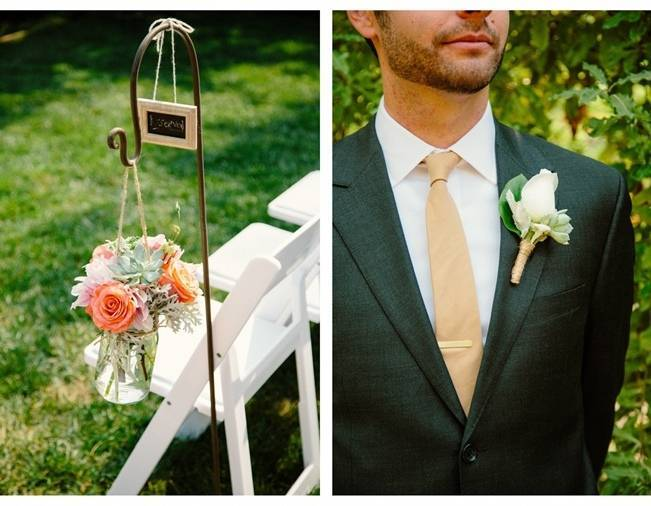 Rustic Chic Maravilla Gardens Wedding {Sweet Little Photographs} 15