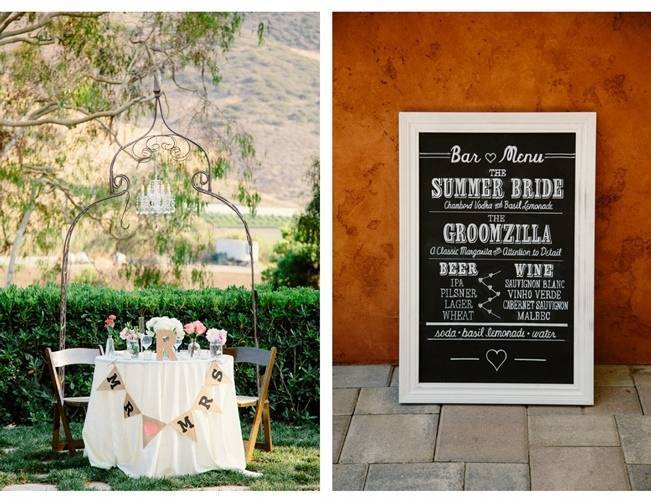 Rustic Chic Maravilla Gardens Wedding {Sweet Little Photographs} 23