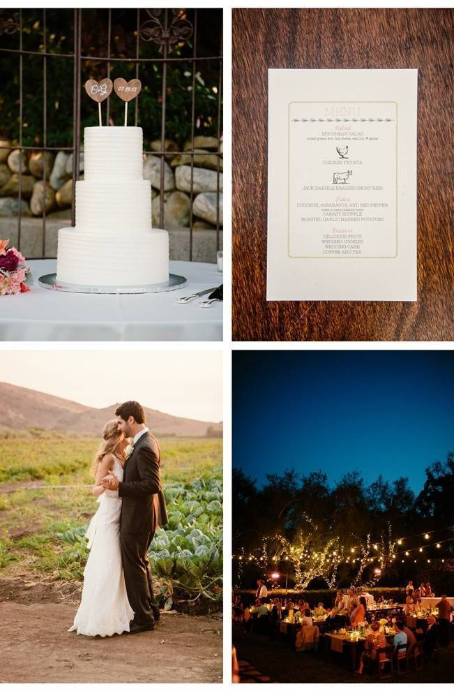 Rustic Chic Maravilla Gardens Wedding {Sweet Little Photographs} 31