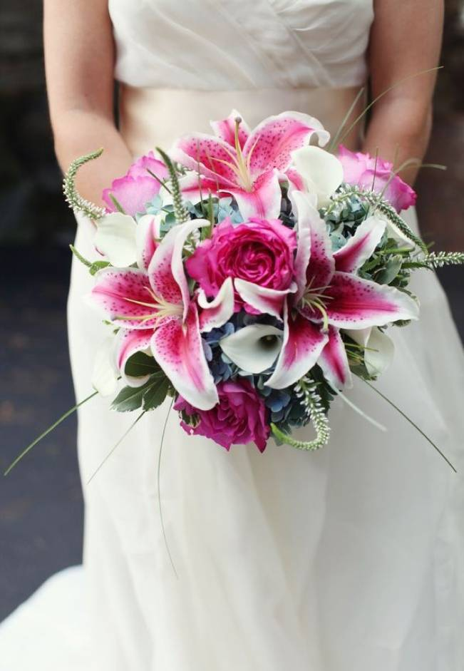Stargazer Lily Bouquet