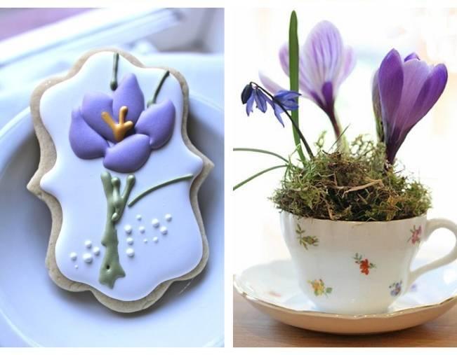 Wedding Flower Inspiration Crocus 9