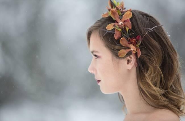 Winter Woodland Inspiration {Angela Hubbard Photography} 3