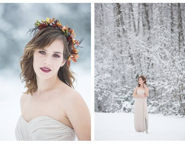 Winter Woodland Inspiration {Angela Hubbard Photography} 4