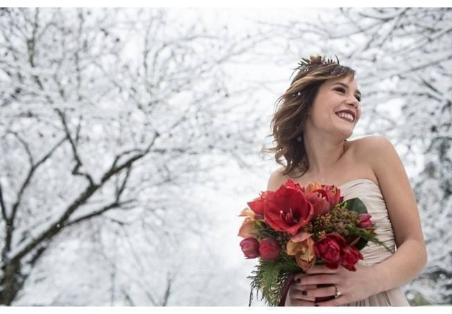 Winter Woodland Inspiration {Angela Hubbard Photography} 6