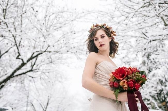Winter Woodland Inspiration {Angela Hubbard Photography} 7