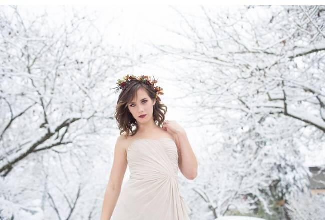Winter Woodland Inspiration {Angela Hubbard Photography} 8