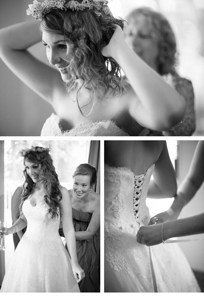 Woodland Wedding at Stone Mountain {Anna and Spencer Photography} 1