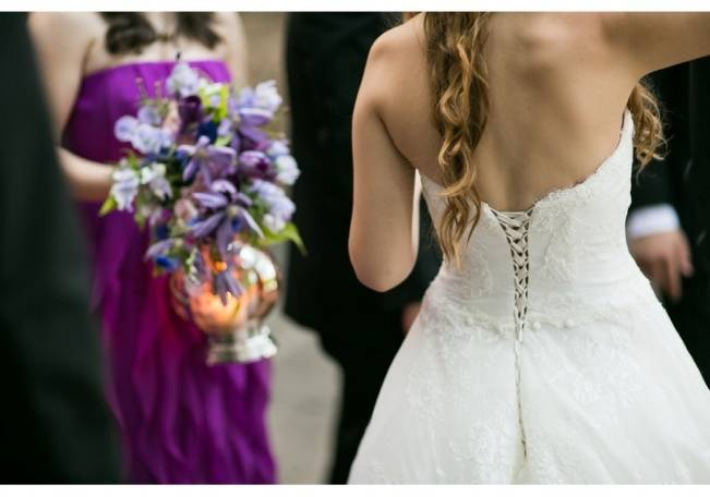 Woodland Wedding at Stone Mountain {Anna and Spencer Photography} 16