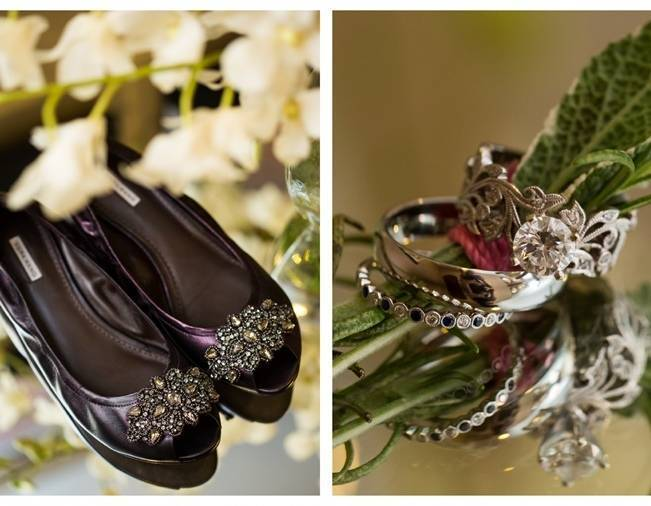 Woodland Wedding at Stone Mountain {Anna and Spencer Photography} 3