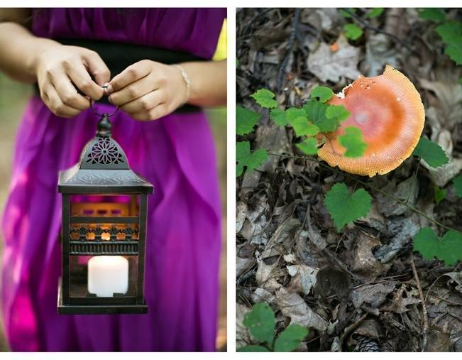 Woodland Wedding at Stone Mountain {Anna and Spencer Photography} 5