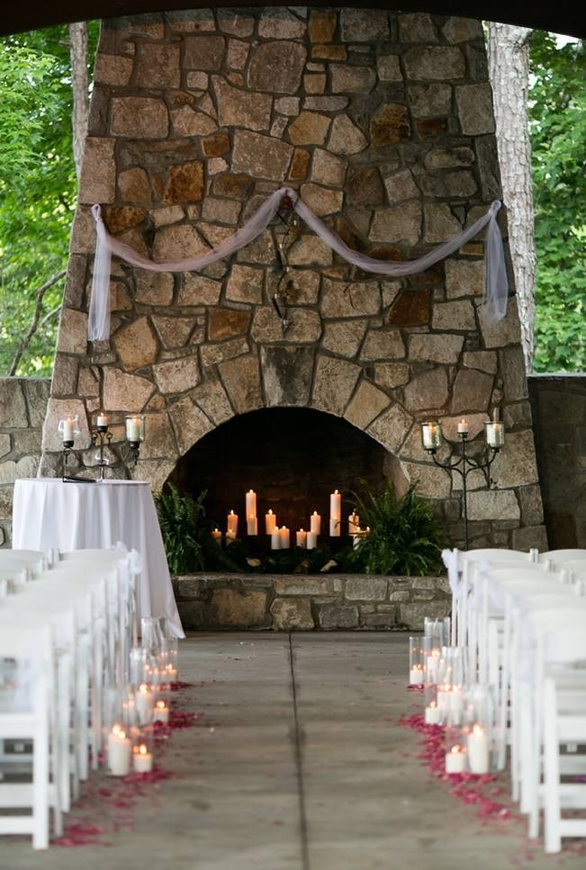 Woodland Wedding at Stone Mountain {Anna and Spencer Photography} 8