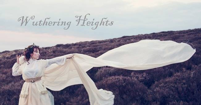 Wuthering Heights Inspired Shoot {Wooden Hill Images} 1