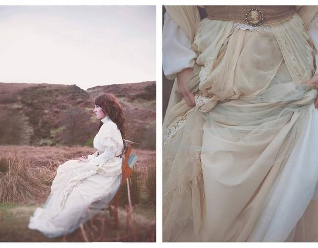 Wuthering Heights Inspired Shoot {Wooden Hill Images} 17