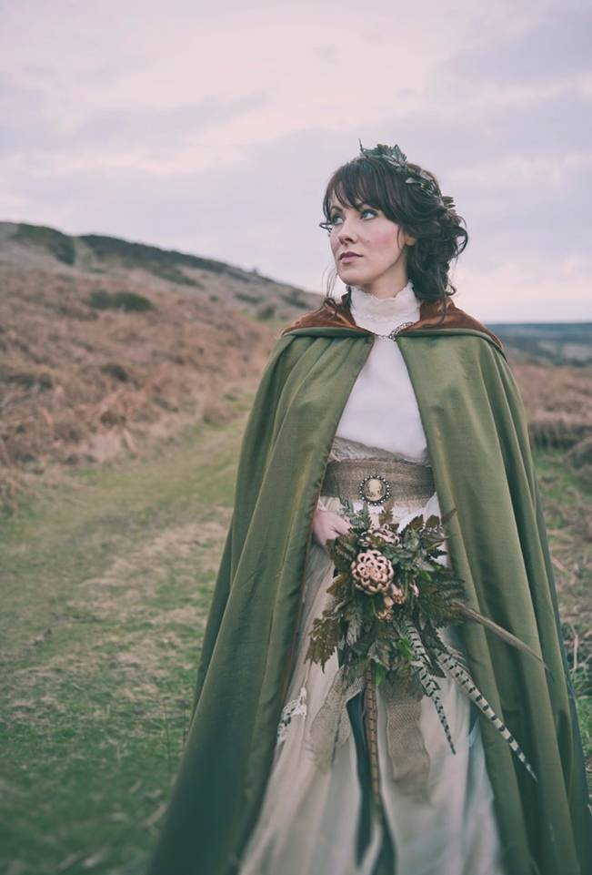 Wuthering Heights Inspired Shoot {Wooden Hill Images} 3