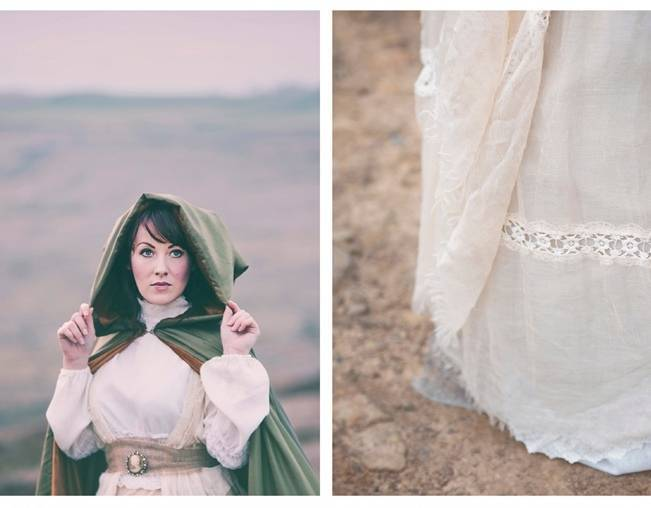 Wuthering Heights Inspired Shoot {Wooden Hill Images} 5