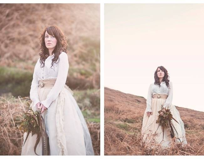 Wuthering Heights Inspired Shoot {Wooden Hill Images} 7