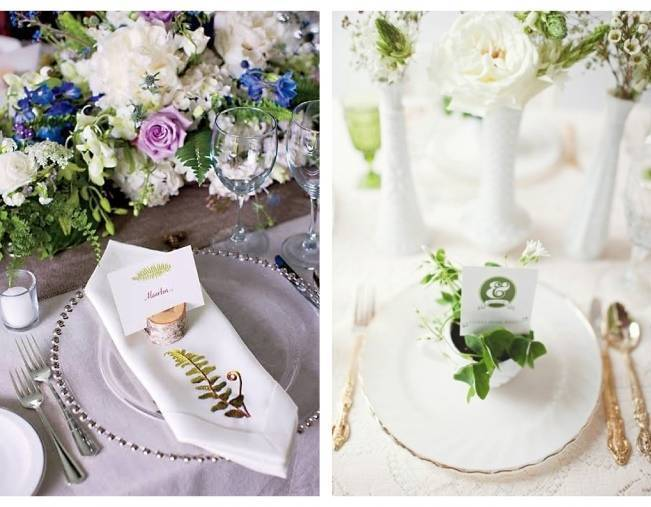 17 Naturally Pretty Place Settings 2