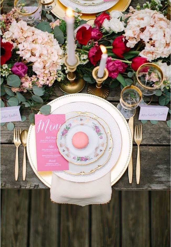 17 Naturally Pretty Place Settings 5