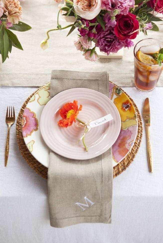 17 Naturally Pretty Place Settings 7
