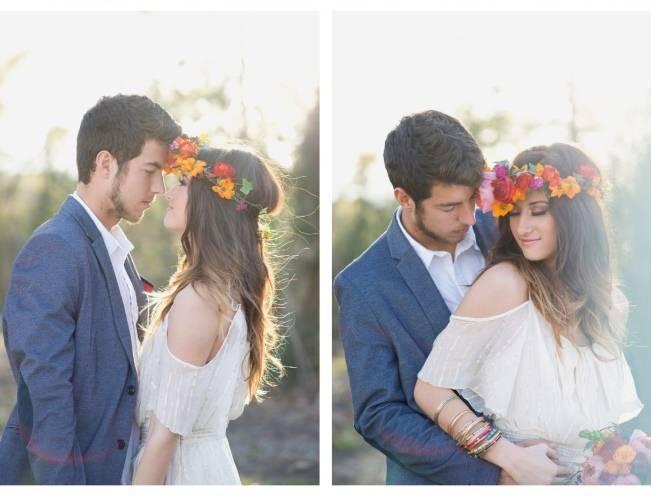 Bohemian Gypsy Bridal Style {Christa Elyce Photography} 4