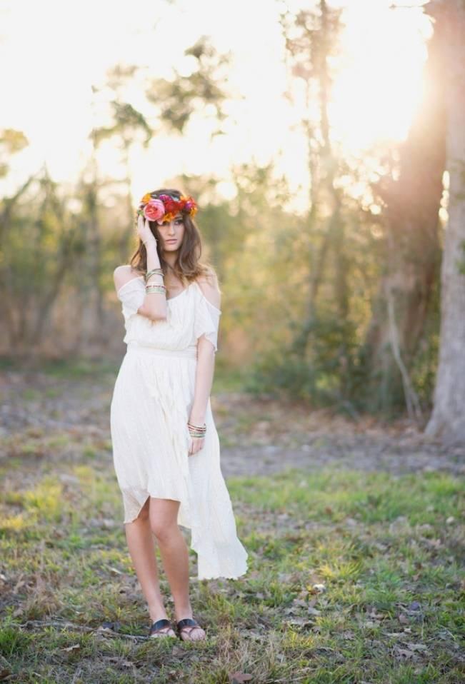 Bohemian Gypsy Bridal Style {Christa Elyce Photography} 5