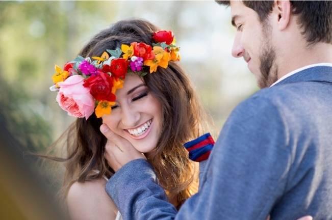Bohemian Gypsy Bridal Style {Christa Elyce Photography} 7