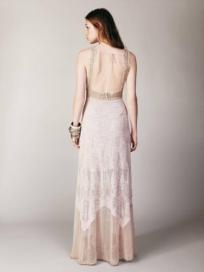 Crochet Wedding Dress Inspiration 3
