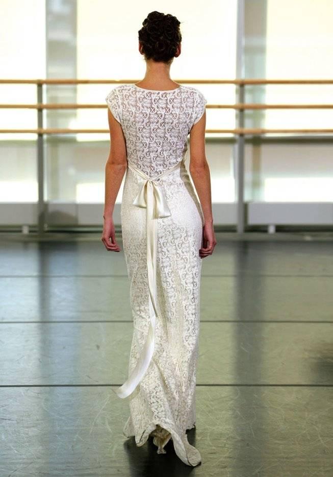 Crochet Wedding Dress Inspiration 9