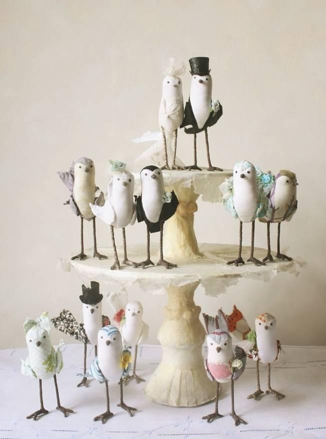 Gorgeous Spring Wedding Cake Inspiration 7
